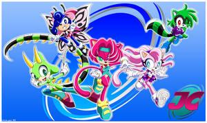 Team JC by CaptRicoSakara