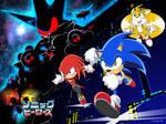 Sonic Heroes Wallpaper 4U