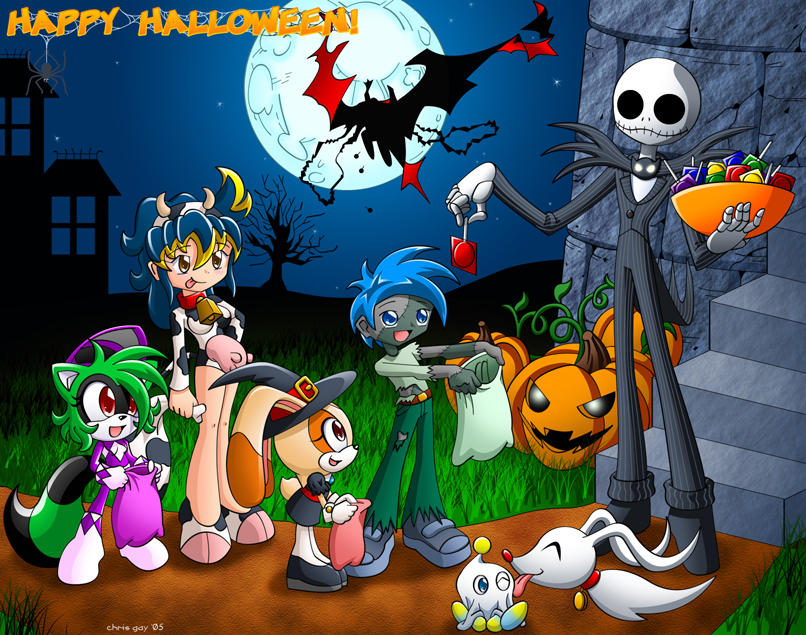 Happy Halloween 2005 by CaptRicoSakara