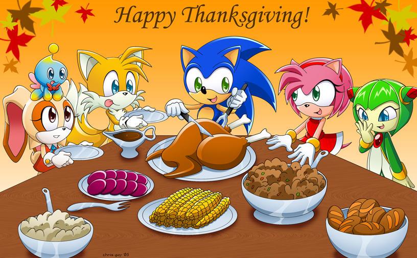 Happy Thanksgiving by CaptRicoSakara