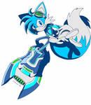 Sonic Riders RICO