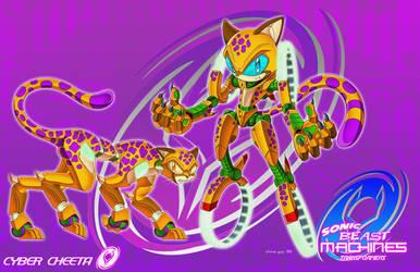 Cyber Cheeta