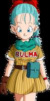 Bulma, Dragon Ball