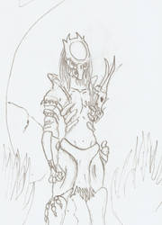 Random Predator finished