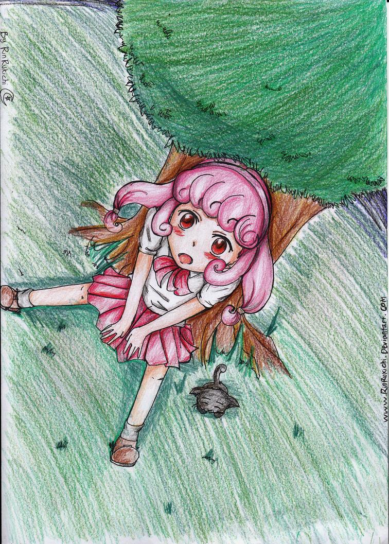pinkurendo! by rinrukichi