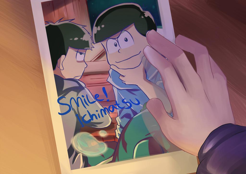 Kara and Ichi : Smile Ichimatsu! by rinrukichi