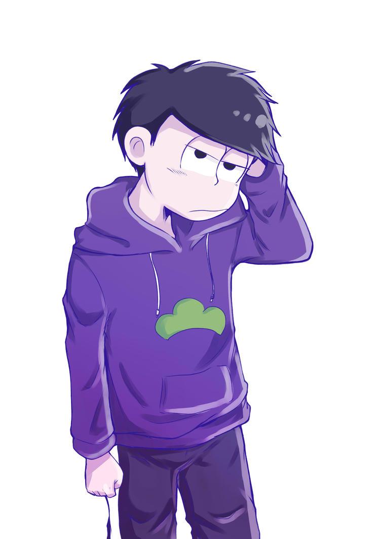 Ichimatsu doodle by rinrukichi