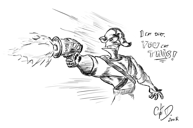 Fan Art Volume 3 - Page 4 The_code_of_Jim_by_captdiablo