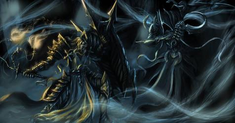 Facing the Reaper by captdiablo