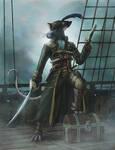 Commission - Ratman Pirate