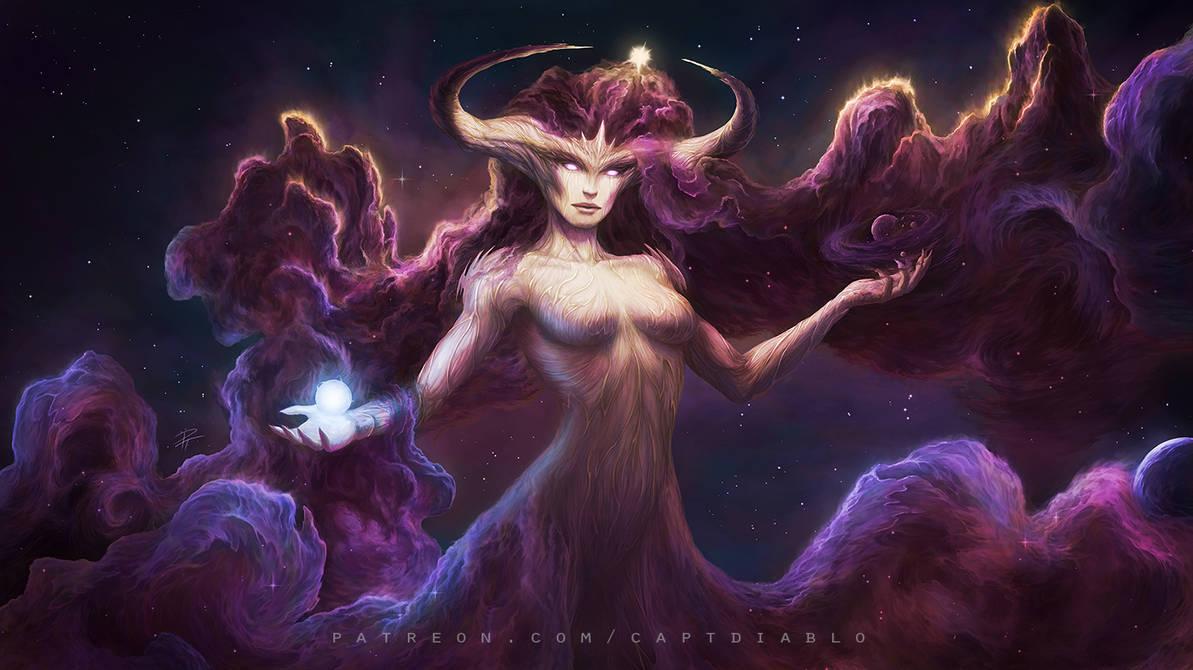 Goddess of Creation  -  Patreon