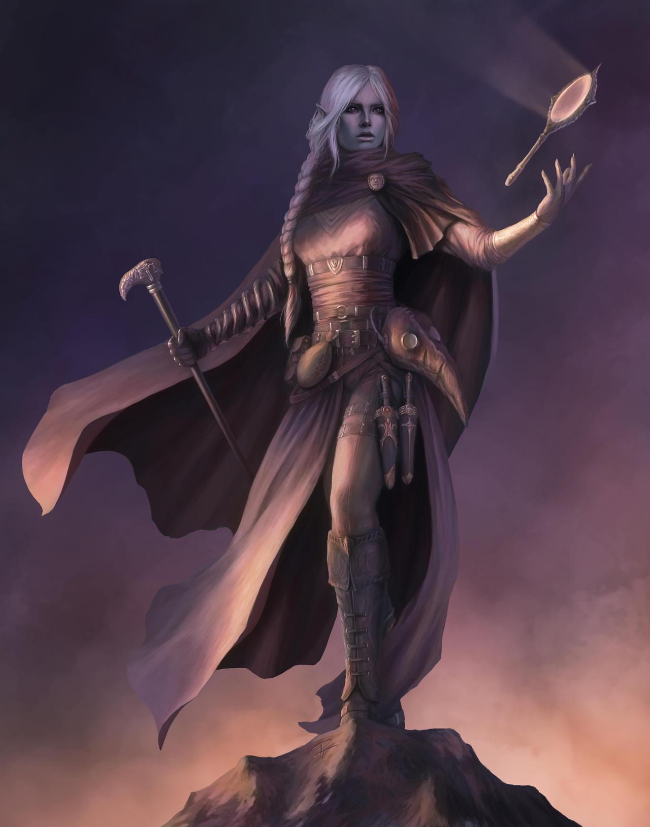 Drow Cleric