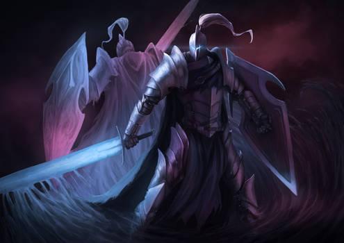 Warforged Echo Knight