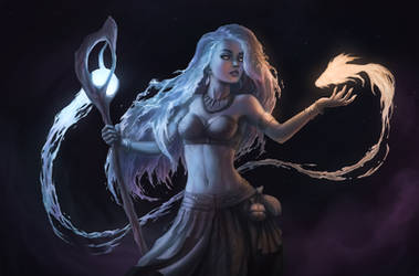 Water Genasi Druid