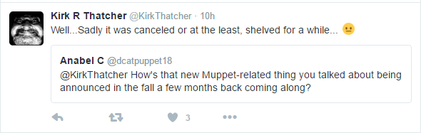 Bad News Muppet Fans by DCatpuppet