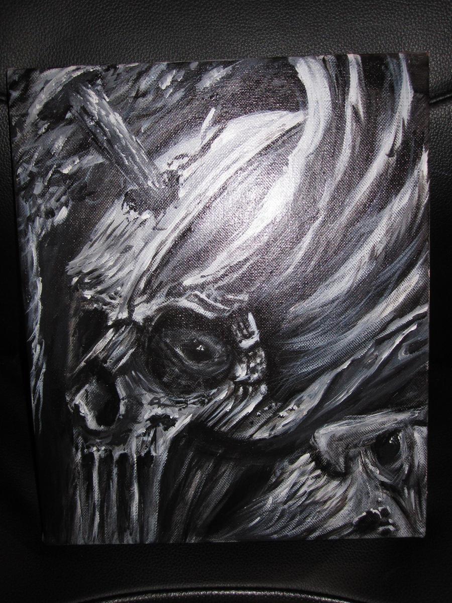 Nailed by darkrenshi