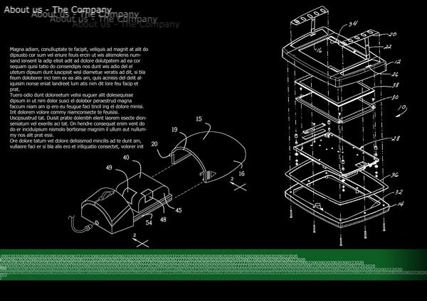 Computer Construction Brochure by cr416l1ndl3y