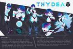 THYDEA [Refsheet Commission) by FlatObelisk