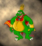 K. Rool and Unusual Punishment