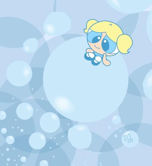 Bubbles by dustindemon