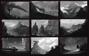 Composition page 4 by Sammavanklaarbergen