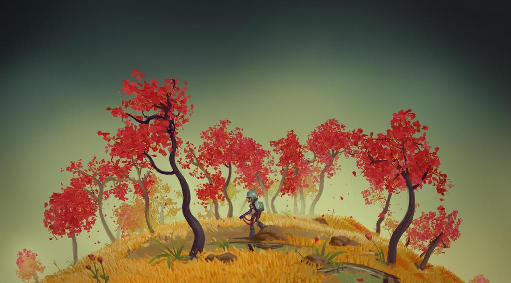Game concept by Sammavanklaarbergen