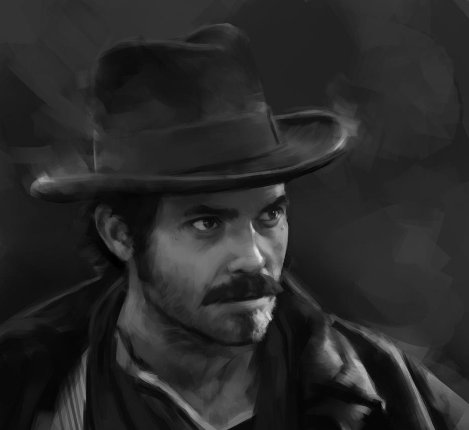 Deadwood: Seth Bullock by Sammavanklaarbergen