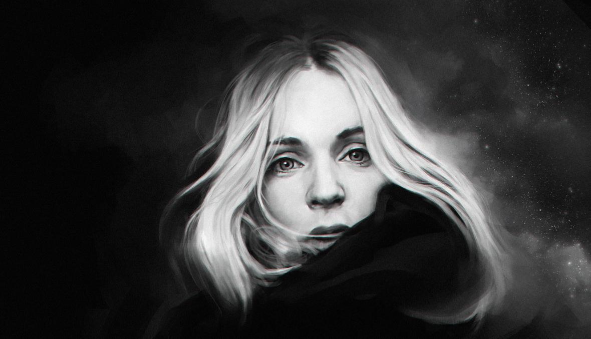 Agnes Portrait by Sammavanklaarbergen
