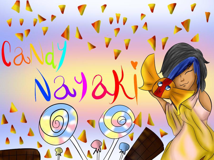 Candy Nayaki logo del canal by CandyNayaki