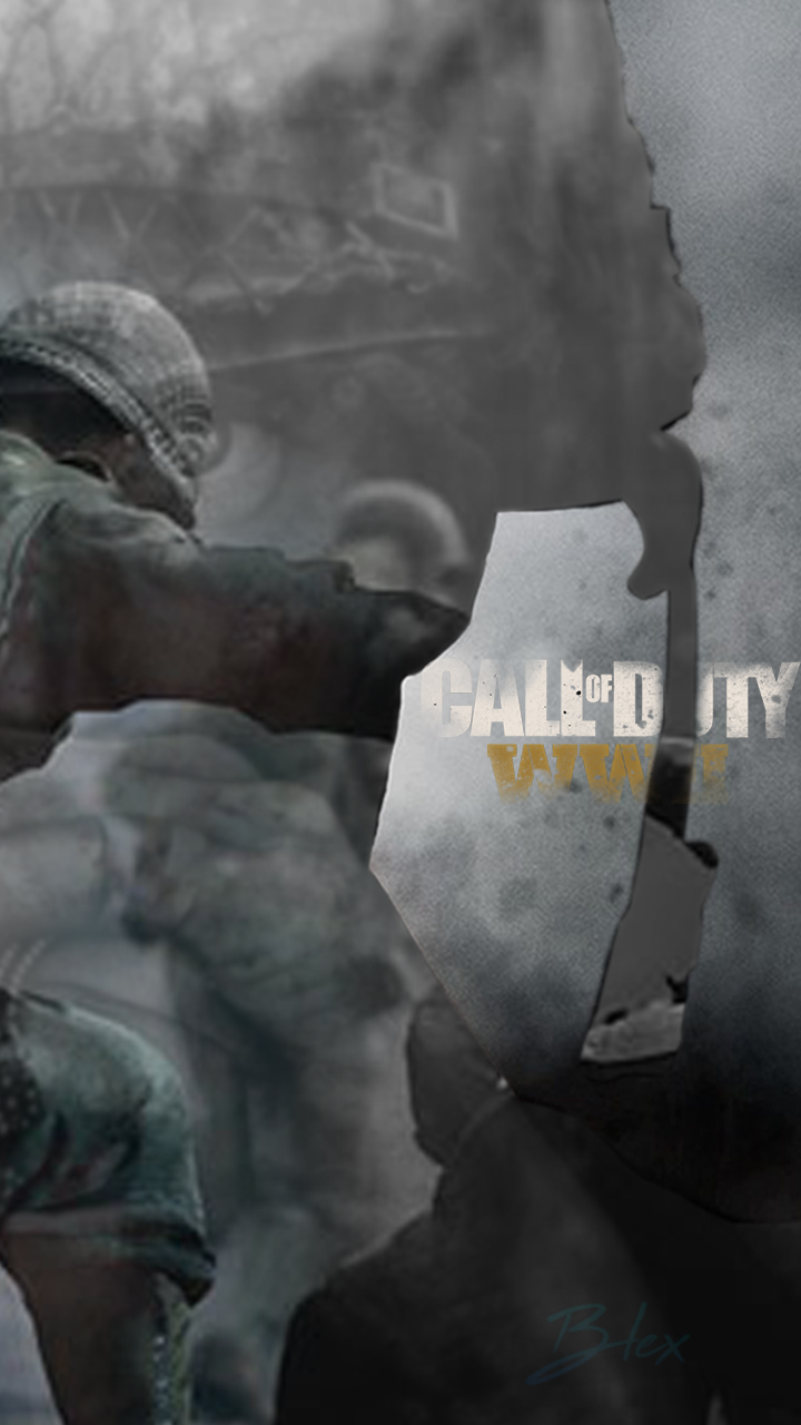 Wallpaper Call Of Duty Wwii Mobile By Deltagraphics On Deviantart