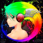 Listen to the rainbow