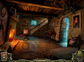 Ravenhearst Victor's Cottage Parlor by InkHeart17