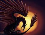 Reinterpretation: Dragon by CalicoNorth