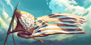 Leonin flag