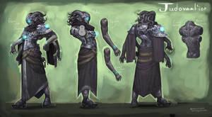 Alien Armor_commission4