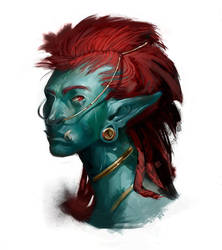WoW Troll: Shwashwa by Beastysakura