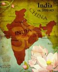 Civilization 5 map: India