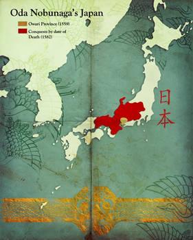 Civilization 5 map: Japan