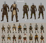 Reckoning 2 blacksmith concept