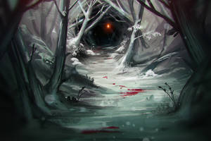 The Cave painting by Beastysakura