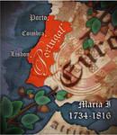 Portugal Maria I map