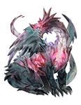 Ancient Crystal dragon