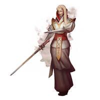 Prophet of Kalistrade by Beastysakura