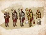 ElderScrolls Online: Redguard armor