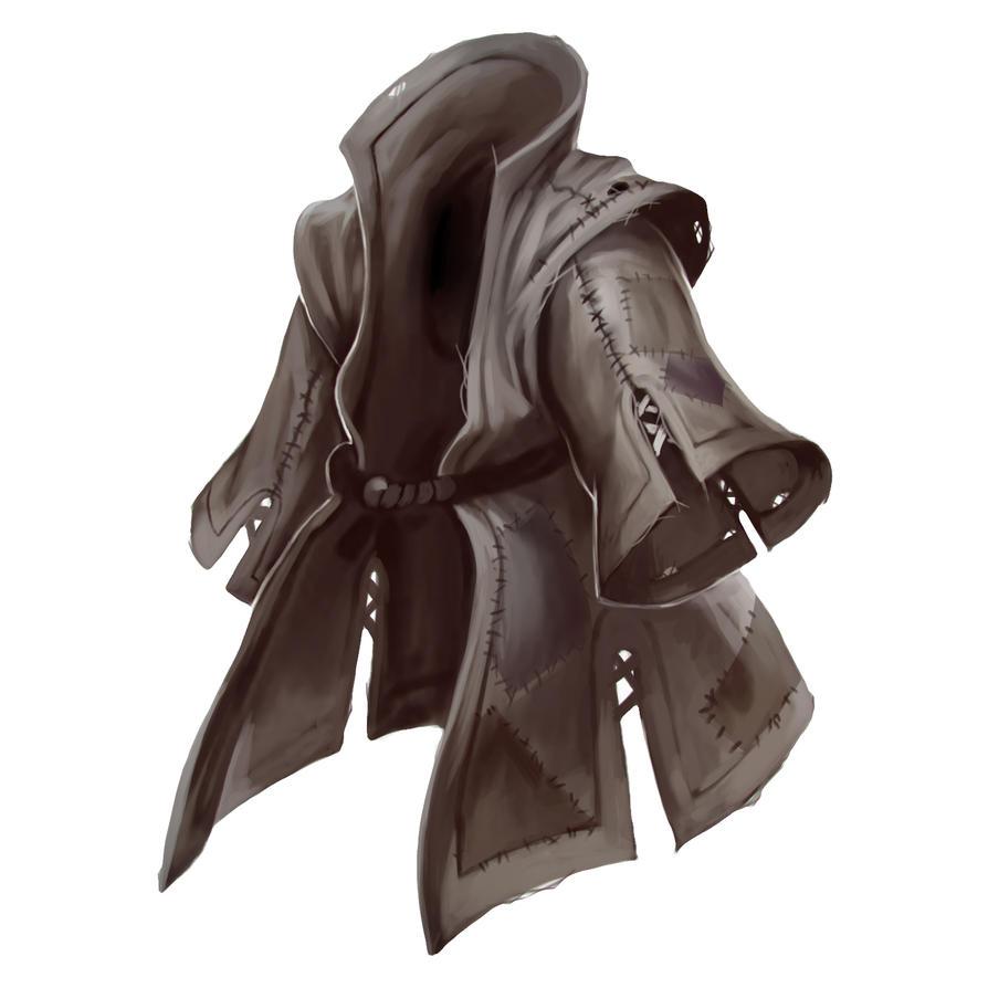 Slayer's Robes by Beastysakura