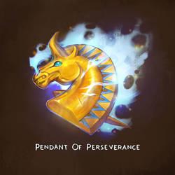 Pendant of Perserverance