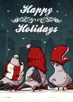 Holiday Card 2k9