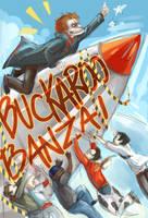 Buckaroo Banzai by basalt