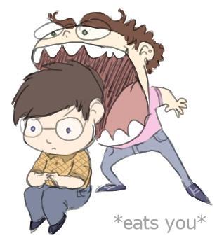 I Eat You by basalt