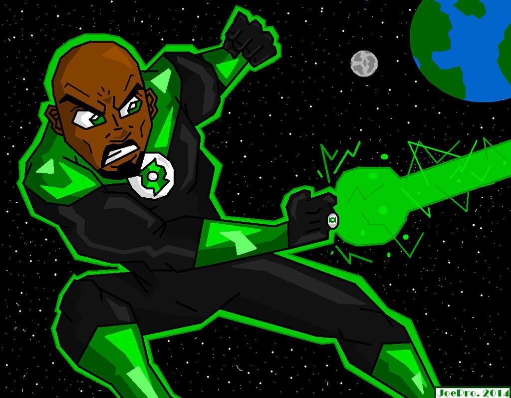 JoeProCEO's Green Lantern by JoeProCeo